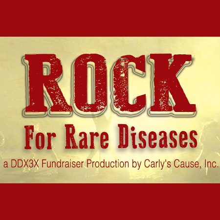 Rock for Rare Diseases featuring Songs from The Beatles' White Album