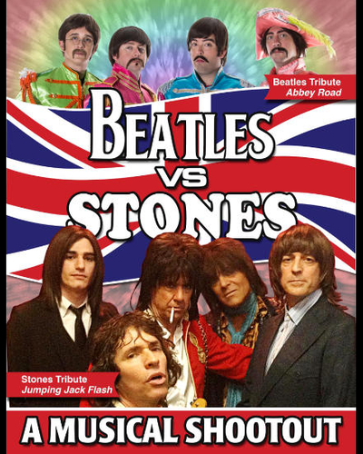 Abbey Road's Beatles VS. Stones
