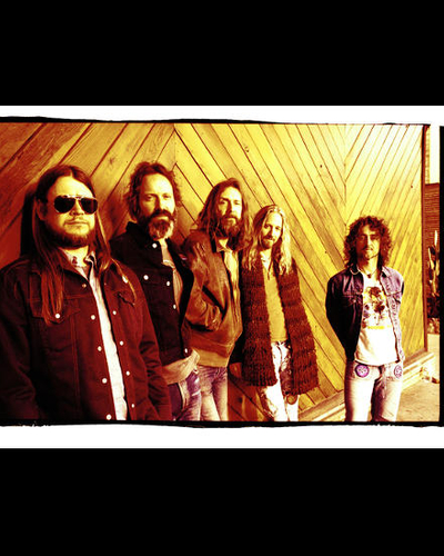 An Evening With The Chris Robinson Brotherhood (Wed)