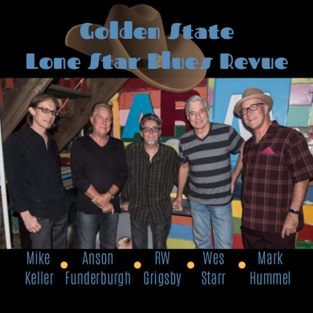 Mark Hummel's Golden State & Lone Star Blues Revue (seated show)