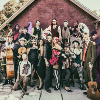 Vaud and the Villains 10th Anniversary