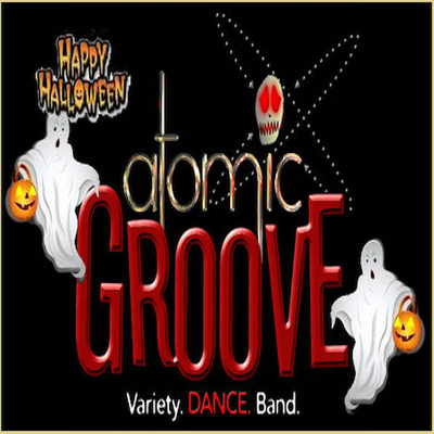 Atomic Groove's Annual Groove-O-ween Bash Happy Hour