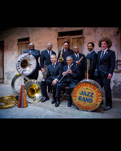 "Preservation Hall Jazz Band and Allen Toussaint - ""Oh Yeah!"" Tour"