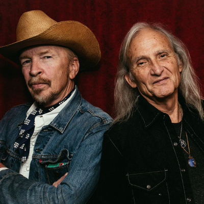 Dave Alvin & Jimmie Dale Gilmore (backed by The Guilty Ones)