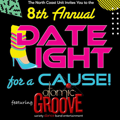 8th Annual Date Night for a Cause featuring Atomic Groove