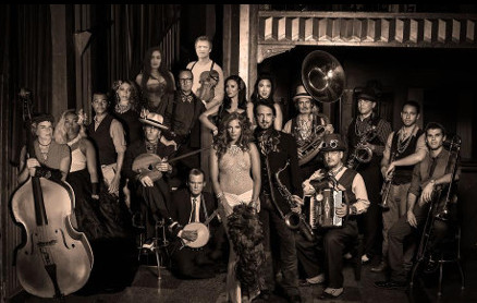 Vaud and the Villains - An Evening With