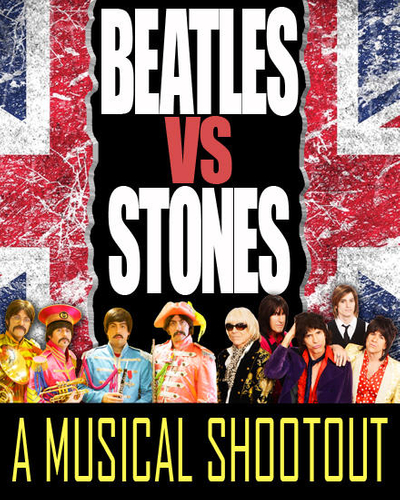 Abbey Road & Jumping Jack Flash's Beatles VS. Stones