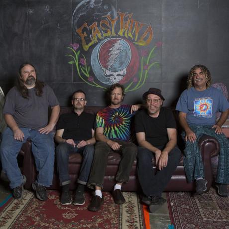 Easy Wind's Jerry Garcia Birthday Celebration (Performing Cornell '77)
