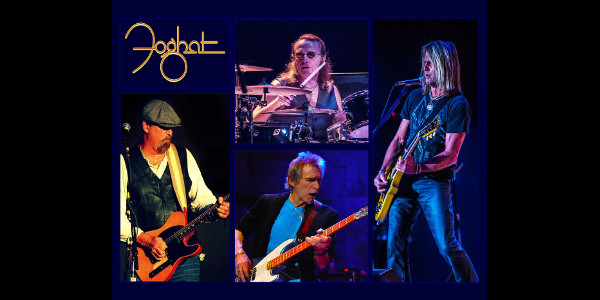 Foghat - An Evening With