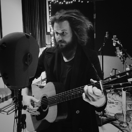 An Evening with Jim James Solo Tour