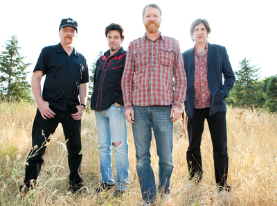 Cracker and Camper Van Beethoven