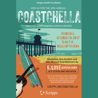 Scripps Coastchella featuring G. Love and Special Sauce