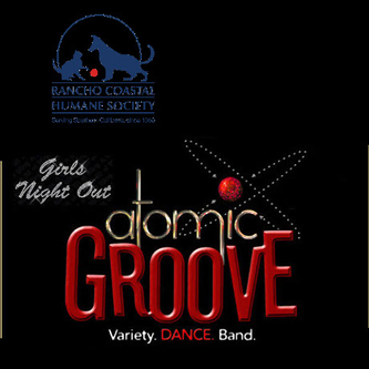 Atomic Groove's Girlz Nite Out A Benefit for RCHS's Hurricane Effort Happy Hour