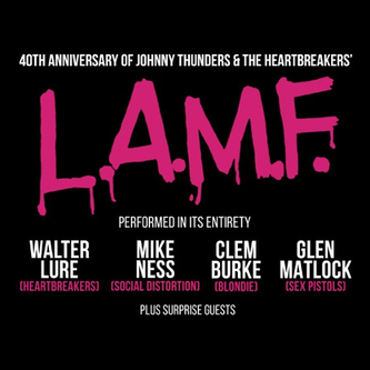 L.A.M.F. ft Mike Ness, Walter Lure, Clem Burke & Glen Matlock