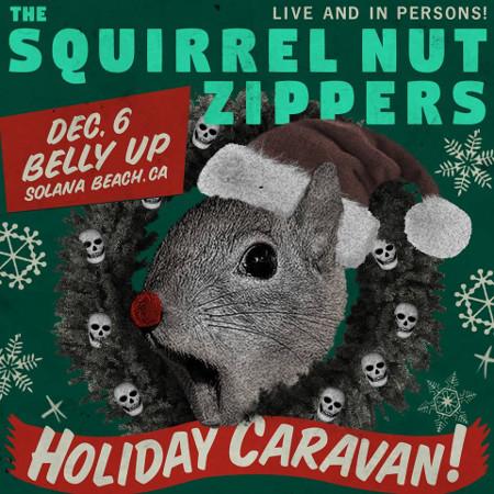 Squirrel Nut Zippers Holiday Caravan