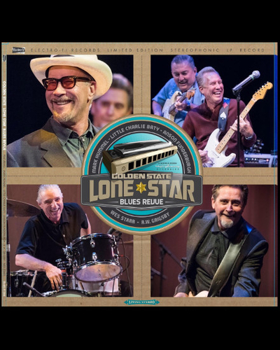 Mark Hummels Golden State-Lone Star review ft Anson Funderburgh & Little Charlie