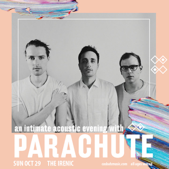 An Intimate Acoustic Evening with Parachute at the Irenic