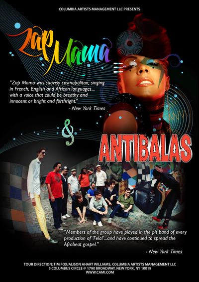 Zap Mama and Antibalas