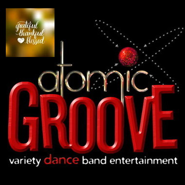 Atomic Groove's Thankful Happy Hour