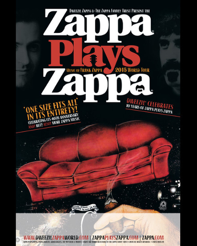 Zappa Plays Zappa One Size Fits All 40th Anniversary Tour