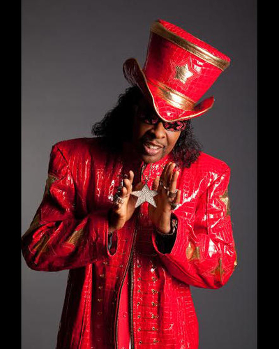 Bootsy's Rubber Band (Bootsy Collins)