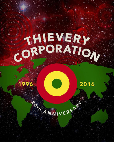Thievery Corporation - Late Show