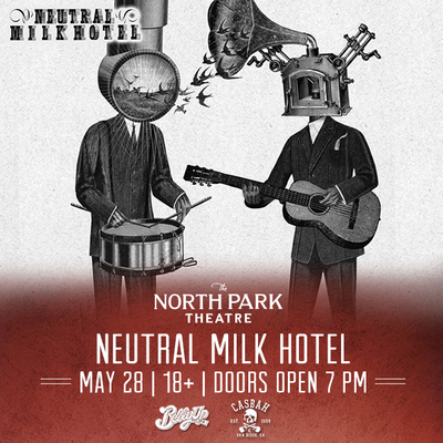 Neutral Milk Hotel at The Observatory North Park