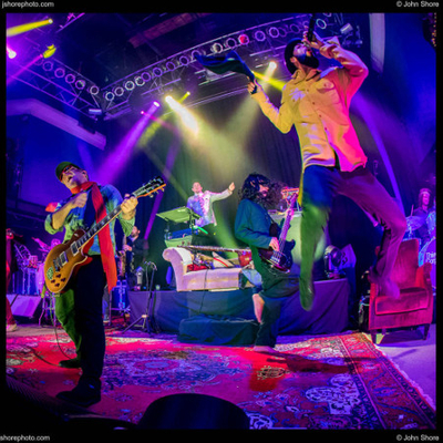 Thievery Corporation with special guest Z-Trip