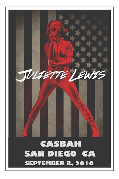 Juliette Lewis at Casbah