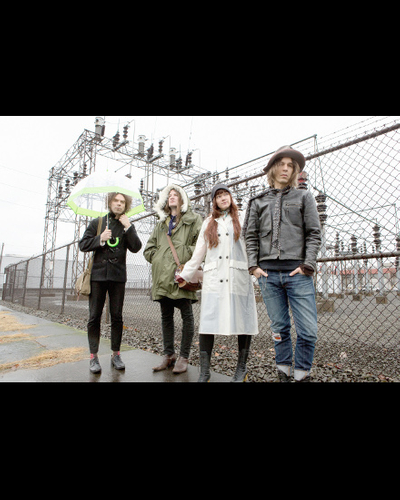The Dandy Warhols: Distortland Tour