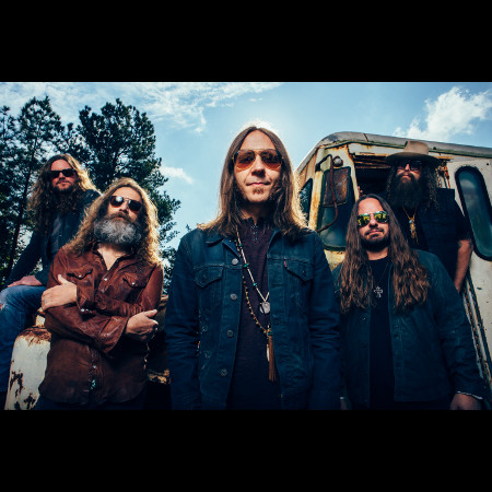 BLACKBERRY SMOKE - Find a Light Tour