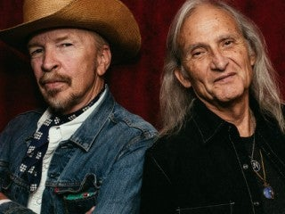Dave Alvin & Jimmie Dale Gilmore - On Stage Together