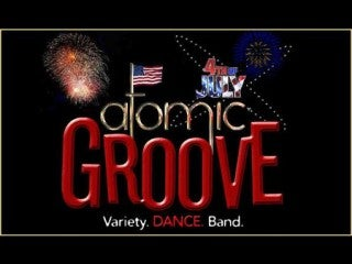 Atomic Groove's Independence Day Eve Bash Happy Hour