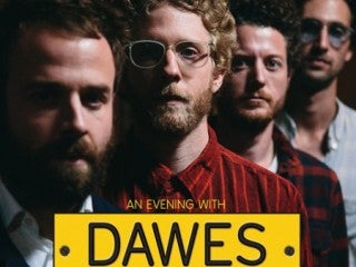 An Evening With DAWES: Passwords Tour @ Observatory North Park