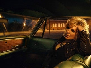 Lucinda Williams & her band Buick 6