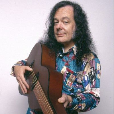 David Lindley (seated show)