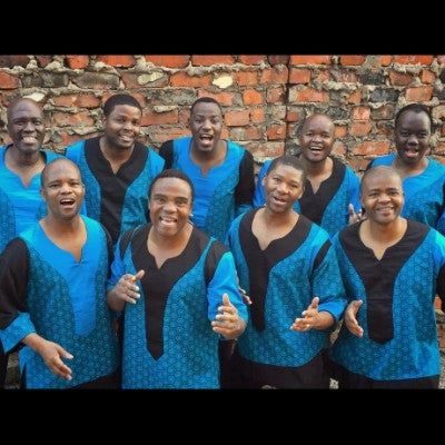 Ladysmith Black Mambazo (seated show)