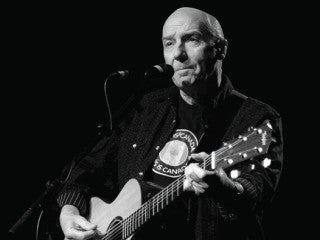 Midge Ure (Ultravox) Acoustic Duo (seated show)