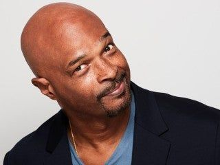 Damon Wayans - It's Personal Tour (late / seated show)