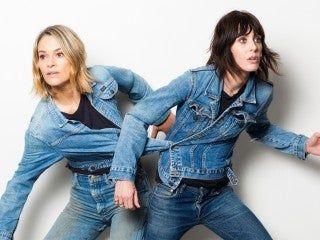 Pants! with Leisha Hailey and Kate Moennig (seated show)