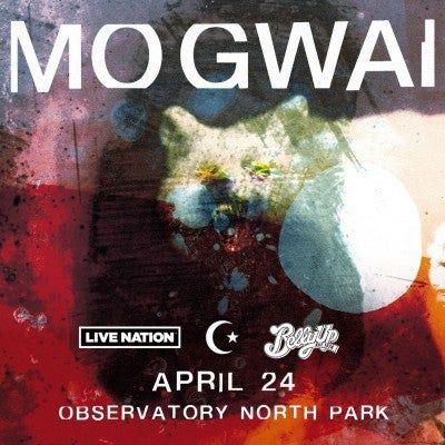 Mogwai @ Observatory North Park