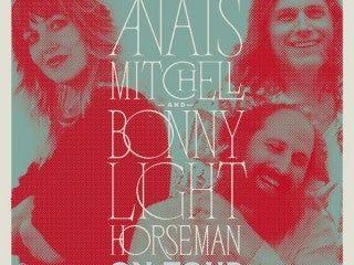 Anais Mitchell & Bonny Light Horseman (seated show)