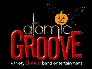 Atomic Groove's Orange & Black Happy Hour
