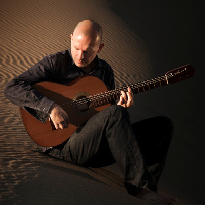 Ottmar Liebert & Luna Negra (seated show)
