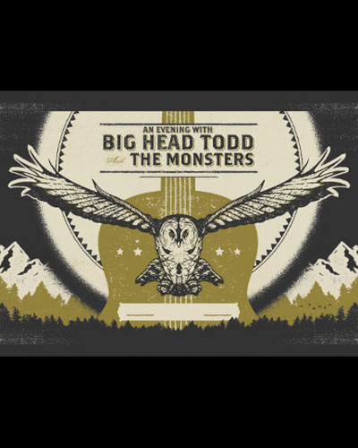 Big Head Todd & The Monsters - SATURDAY SHOW