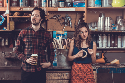 Mandolin Orange at The Casbah