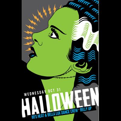 Halloween Heat ft. 80s Heat and Bella Lux Dance Crew