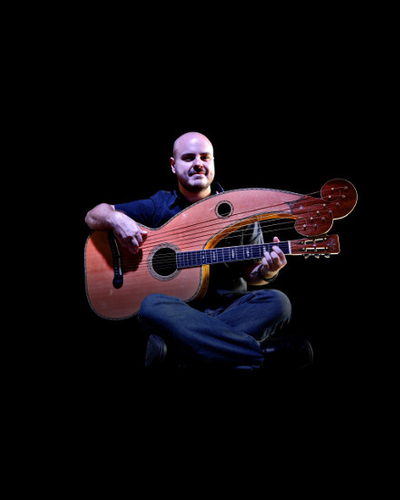 Andy McKee - A Seated Show