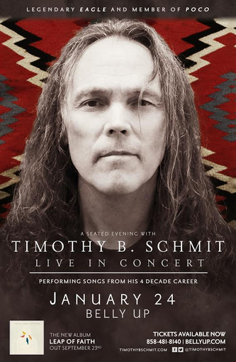 Timothy B Schmit - Seated Show