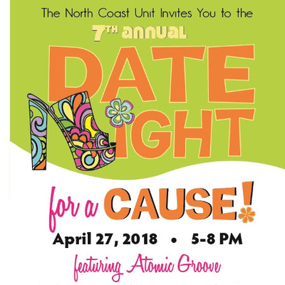 Date Night for a Cause featuring Atomic Groove!